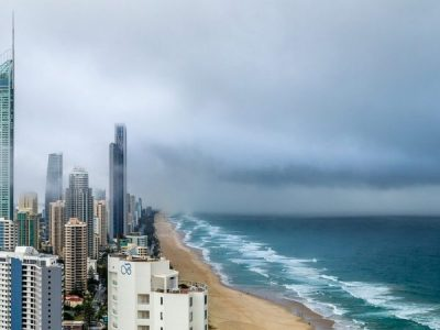 Gold Coast Development Rush Set to Continue with Proposal of 'Wanderlust' Towers in Surfers Paradise.