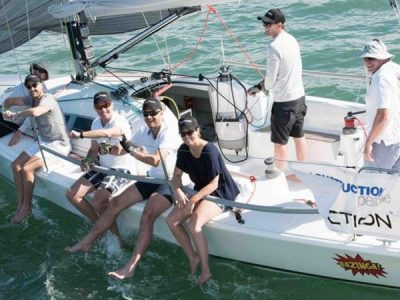 Brisbane Charity Sailing Cup – Property Industry Foundation #PIFQLD