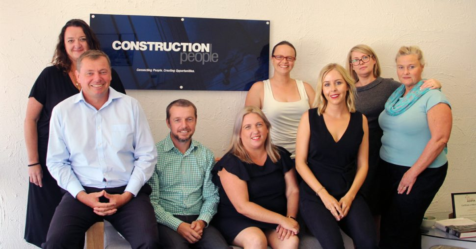Construction People-10-years-Recruitment Agency Brisbane, Gold Coast, Sydney